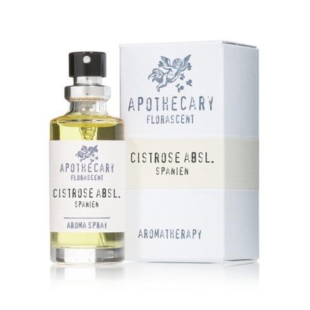 APOTHECARY Spray do aromaterapii CZYSTEK (z olejku absolutnego)