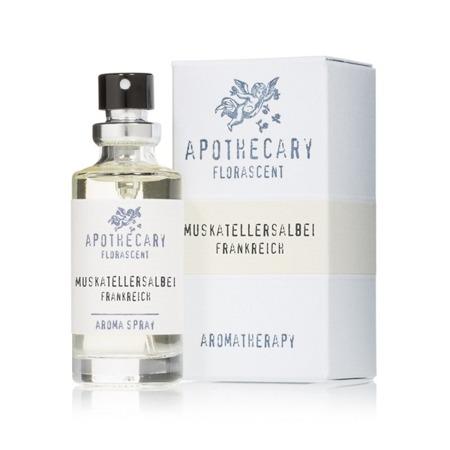 APOTHECARY Spray do aromaterapii SZAŁWIA MUSZKATOŁOWA