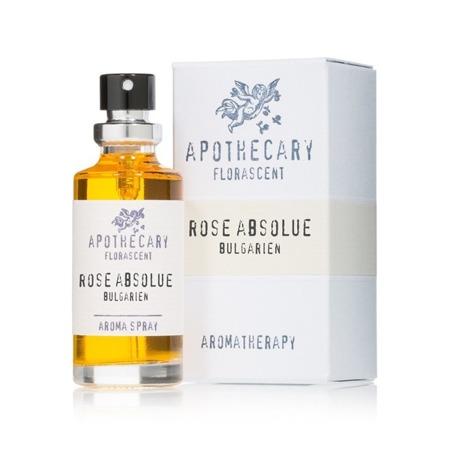 Apothecary Aromatherapy Spray RÓŻA (z olejku absolutnego) 15 ml