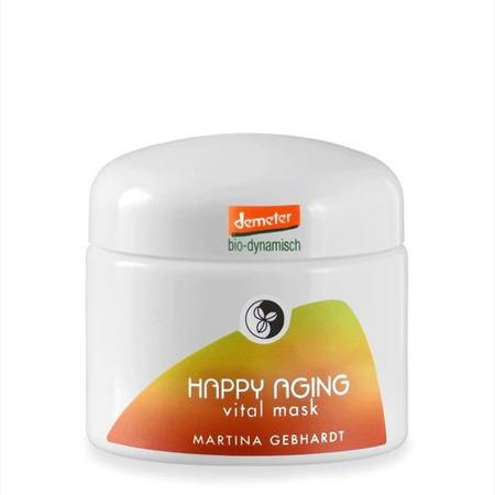 HAPPY AGING Maseczka rewitalizująca do cery dojrzałej 50 ml