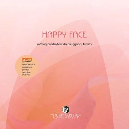 Katalog produktów do pielęgnacji twarzy HAPPY FACE
