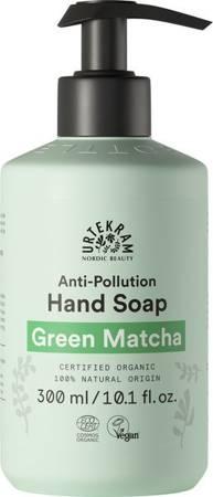 Mydło do rąk w płynie z formułą anti-pollution ZIELONA MATCHA
