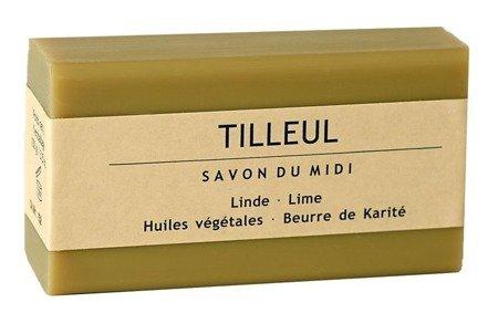 Mydło z masłem shea TILLEUL (Kwiat lipy)