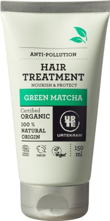 Odżywcza maseczka do włosów Zielona matcha
