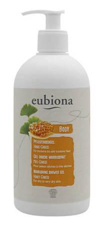 Pielęgnacyjny żel pod prysznic z miodem i ziołami 500 ml