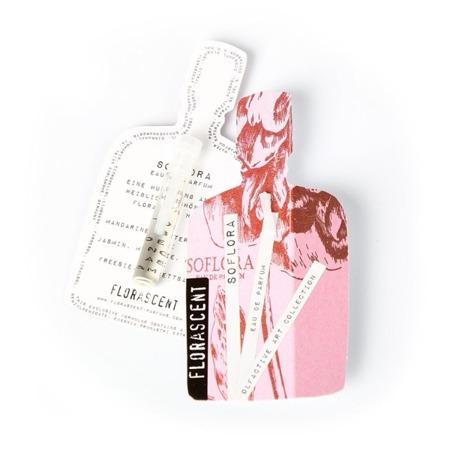 Woda perfumowana Olfactive Art Collection SOFLORA próbka 0,5 ml